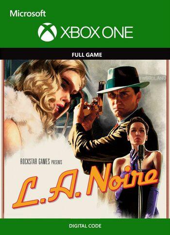 🌍 L.A. Noire XBOX ONE / XBOX SERIES X|S / КЛЮЧ 🔑