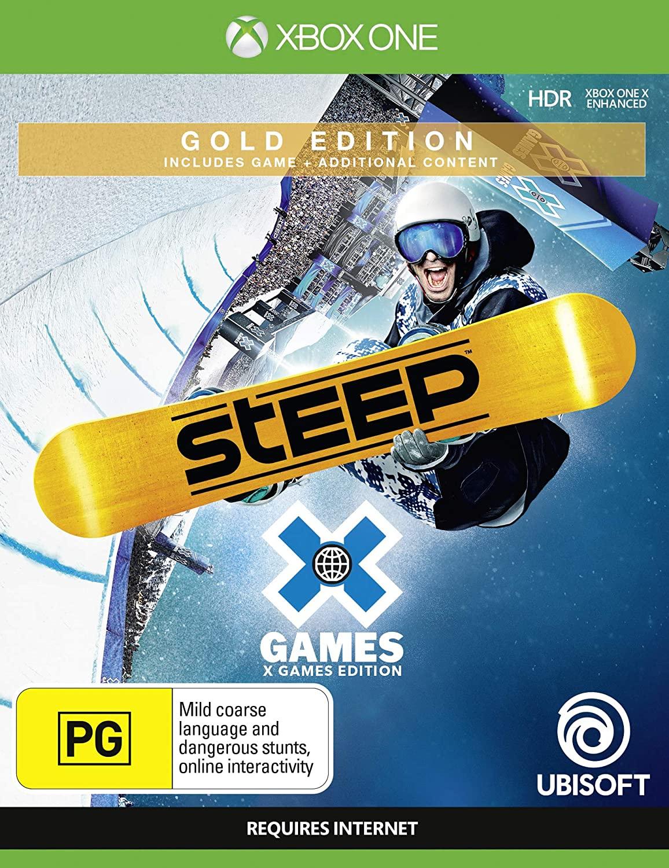 🌍 Steep X Games Gold Edition XBOX / КЛЮЧ 🔑