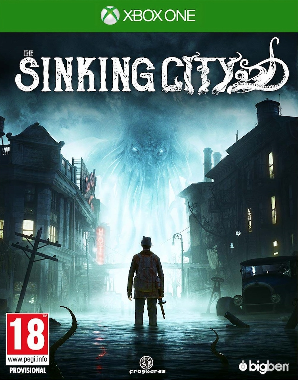 🌍The Sinking City XBOX ONE / XBOX SERIES X|S / КЛЮЧ 🔑
