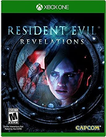 🌍 Resident Evil Revelations XBOX ONE / SERIES X|S / 🔑