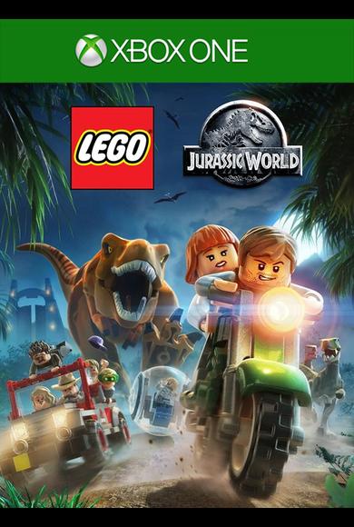 🌍 LEGO Jurassic World XBOX ONE / SERIES X|S / КЛЮЧ 🔑