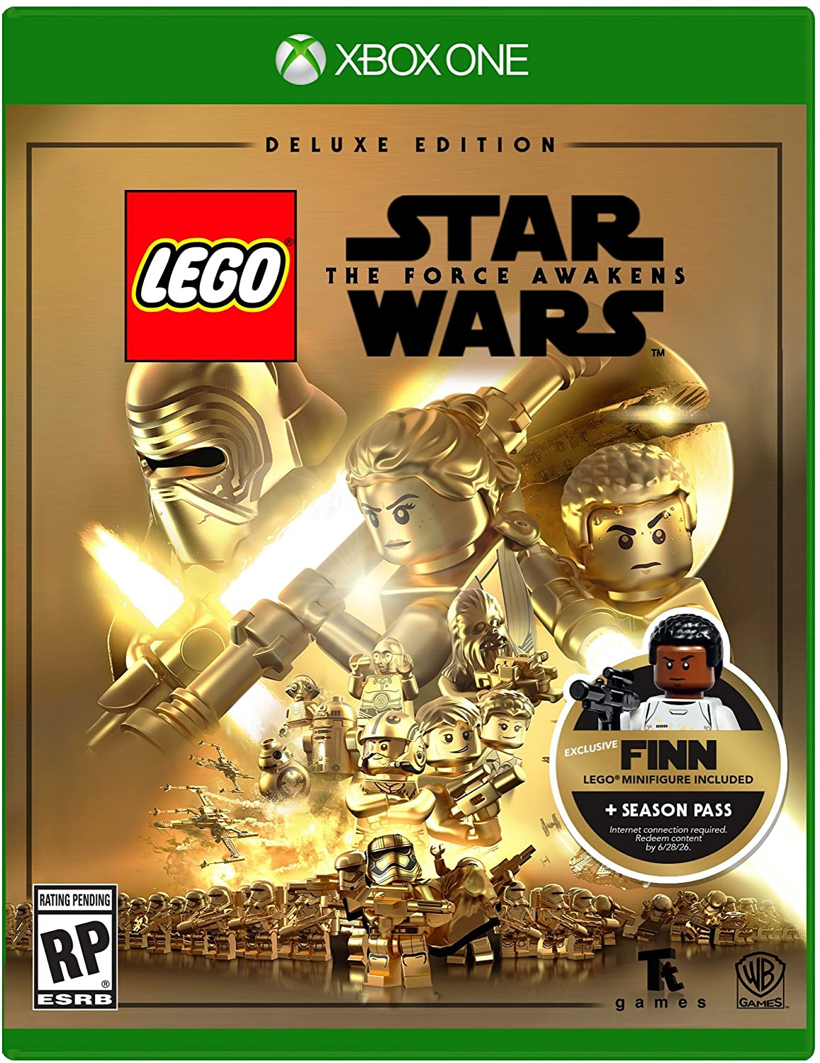 🌍 LEGO Star Wars: The Force Awakens Deluxe XBOX / 🔑