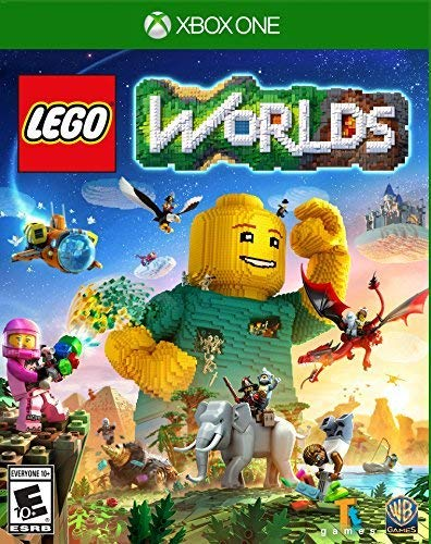 🌍 LEGO Worlds XBOX ONE / XBOX SERIES X|S / КЛЮЧ 🔑