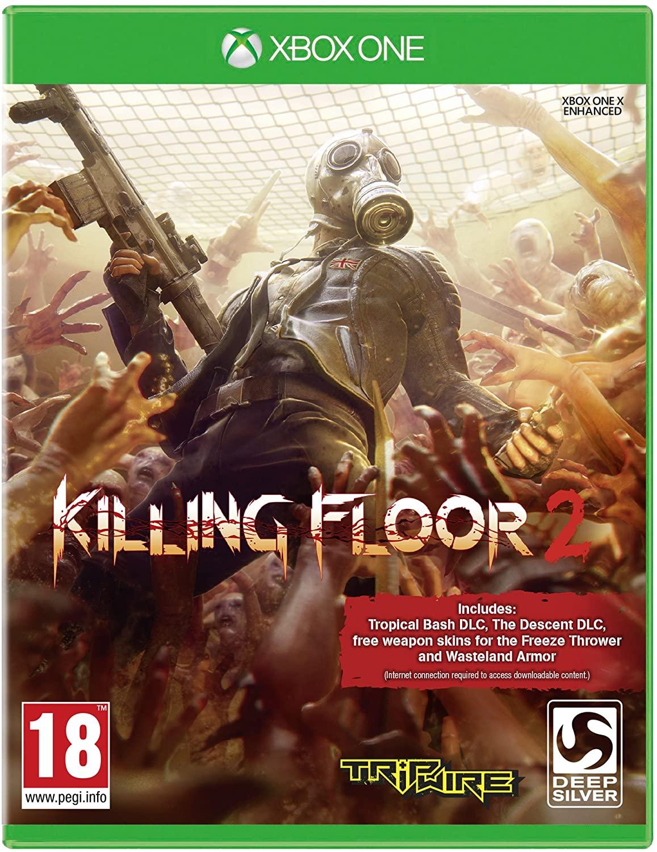 🌍 Killing Floor 2 XBOX ONE / XBOX SERIES X S / КЛЮЧ 🔑
