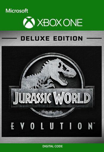 🌍 Jurassic World Evolution - Deluxe Bundle XBOX/КЛЮЧ🔑