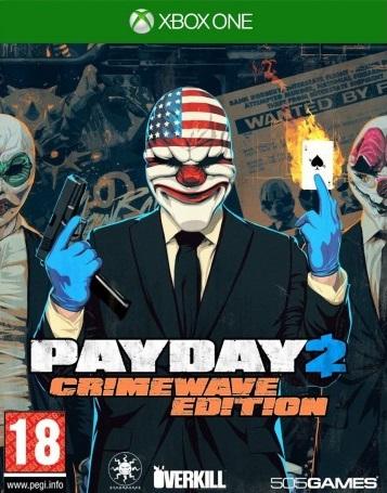 🌍 PAYDAY 2: CRIMEWAVE EDITION  XBOX / КЛЮЧ  🔑