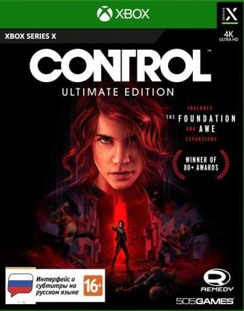 🌍 Полное издание Control – Xbox Series X|S / КЛЮЧ 🔑