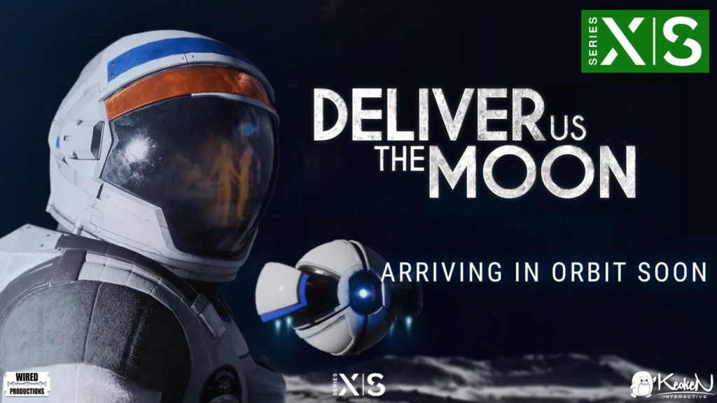 🌍 Deliver Us The Moon XBOX ONE / SERIES X|S / КЛЮЧ 🔑