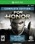 For Honor Complete Edition XBOX ONE/SERIES X S