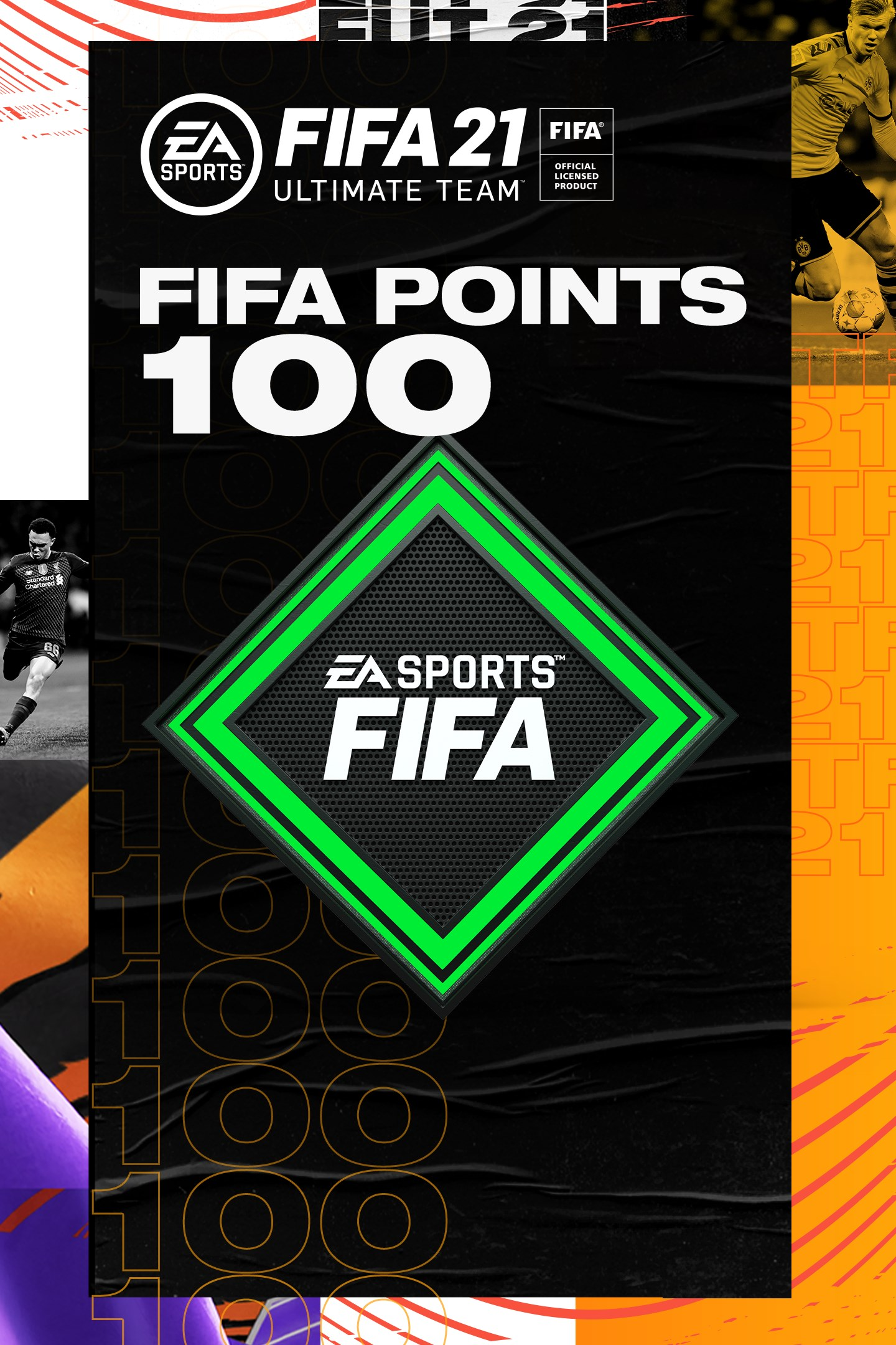 🔥 FIFA 21 - POINTS 100 | RU | ORIGIN 🔐