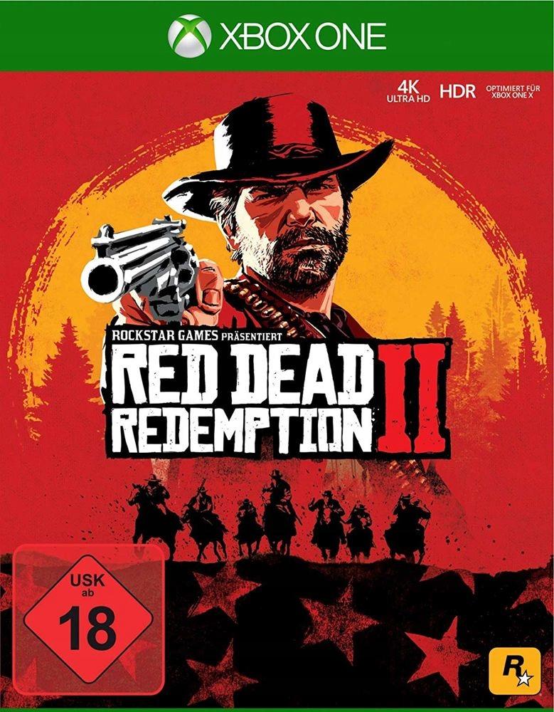 Купить Red Dead Redemption 2  XBOX ONE key/ключ и скачать