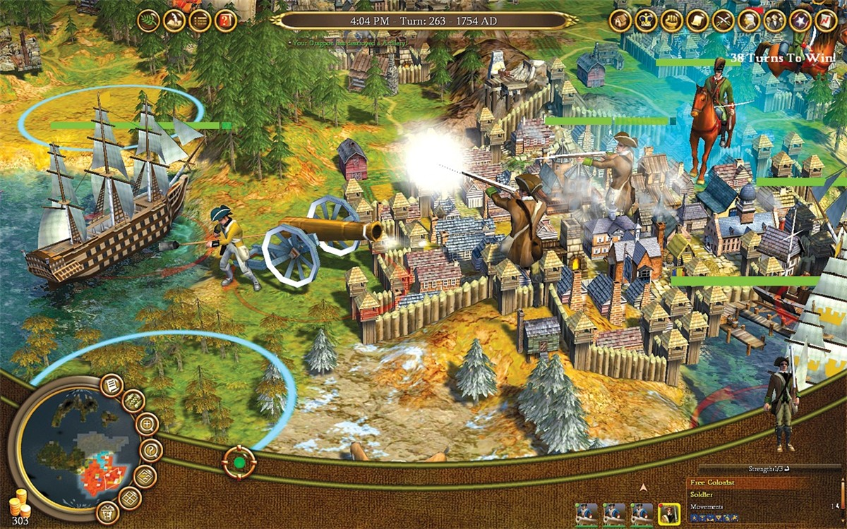 Sid Meier´s Civilization IV: Colonization