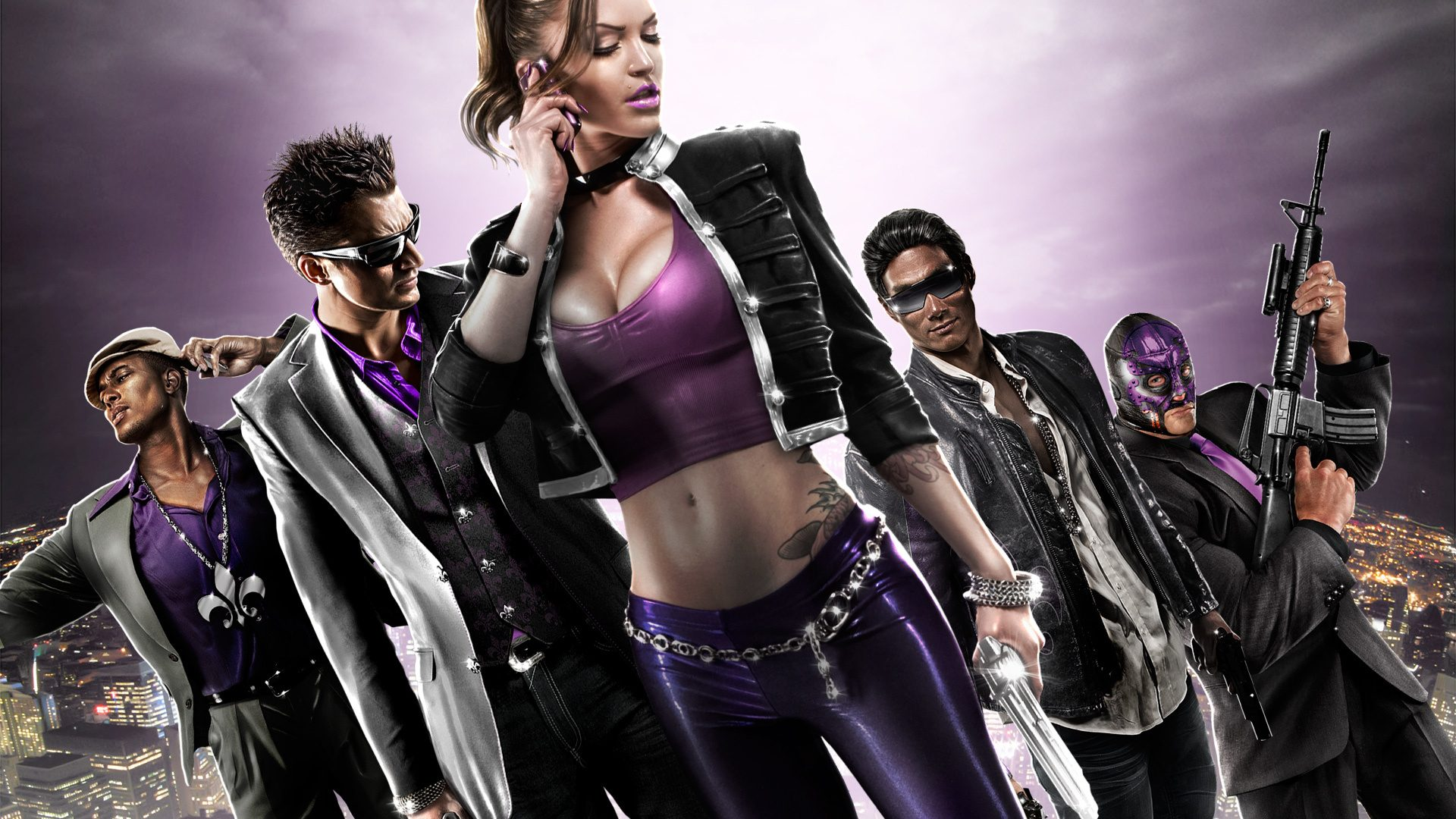 Saints Row: The Third [ Region Free ] НИЗКАЯ ЦЕНА