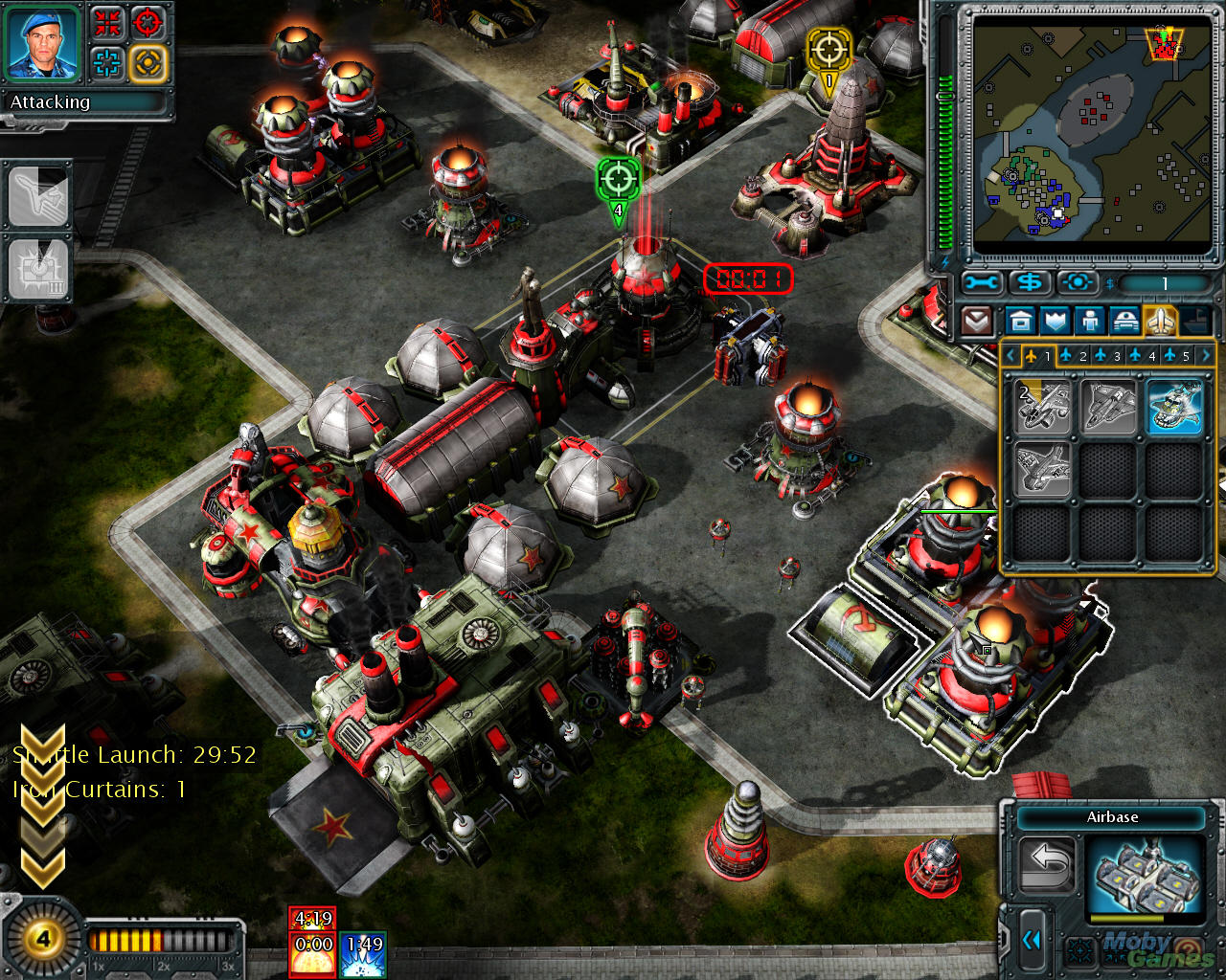 Command & Conquer: Red Alert 3 [STEAM/Gift]