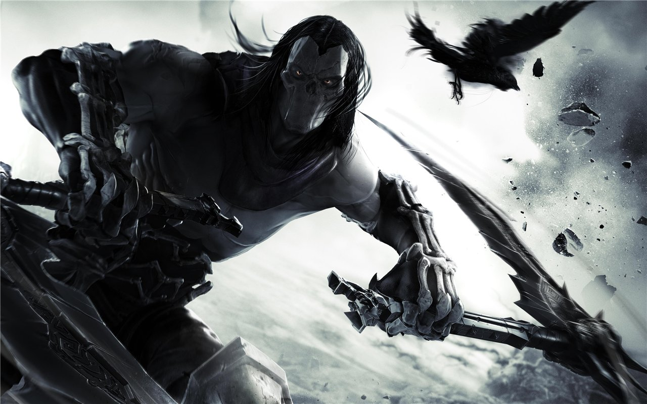 Darksiders II - Death Rides DLC - addition to the game