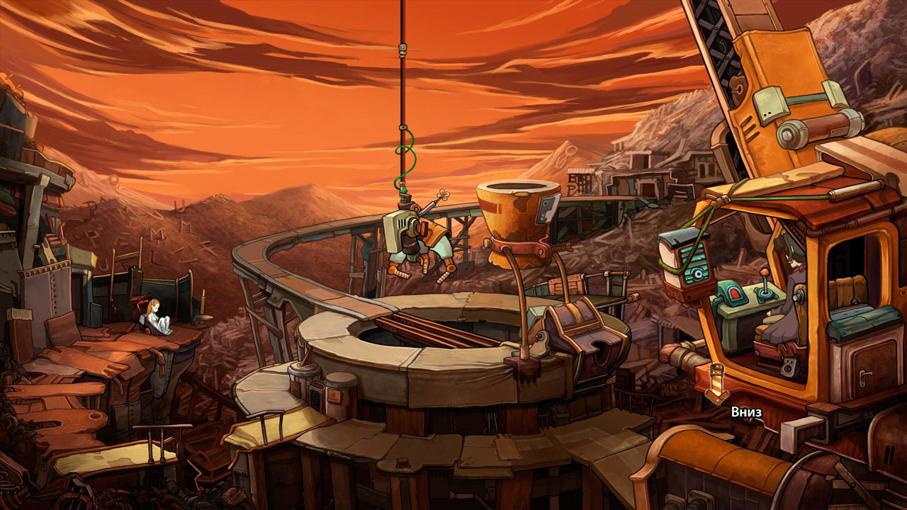 Deponia / Депония (Steam / Region Free)