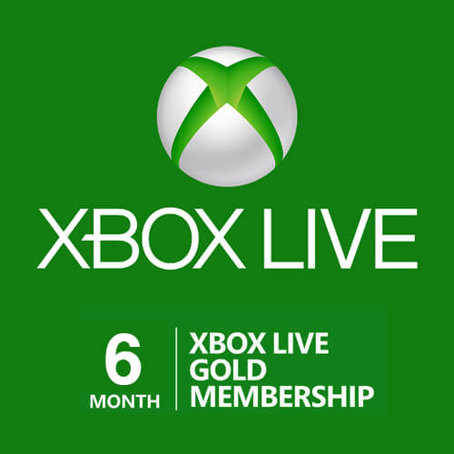 🎮 Xbox Microsoft Gold 6 Months Russia + All Country 🎮