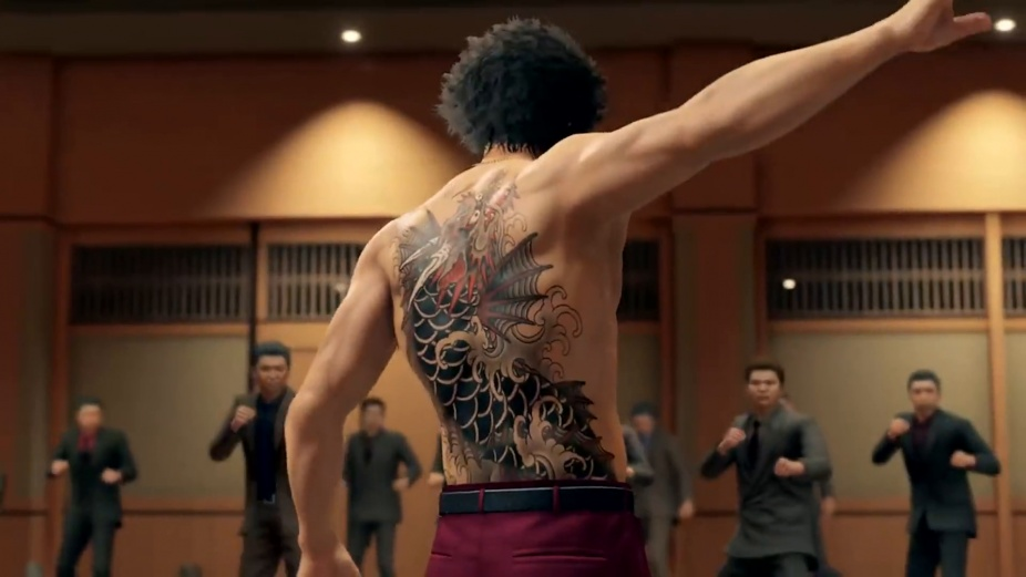 🔥Yakuza Like a Dragon - Legendary Hero Edition (STEAM)