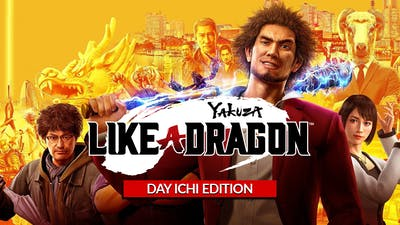 🔥 Yakuza Like a Dragon - Day Ichi Edition (STEAM КЛЮЧ)