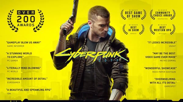 Cyberpunk 2077 [Steam Gift RU]