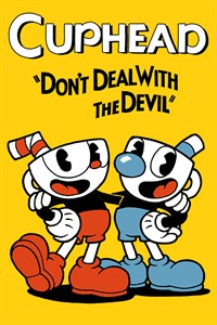 Cuphead XBOX ONE / X / S DIGITAL KEY