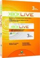 XBOX - ANY COUNTRY - LIVE GOLD card for 3 months