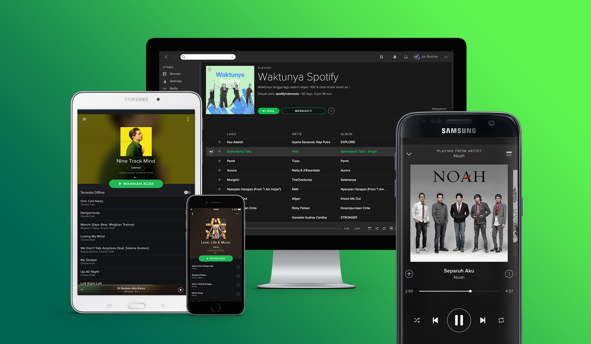 Spotify Premium 2 months to your account | PayPal