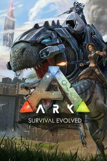 Фотография ark: survival evol ❗❗❗  аккаунт + почта ⭐️ epic games ✔