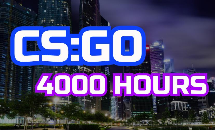 ✅ Аккаунт CS:GO ✅ 4400+ часов ✅Полный доступ