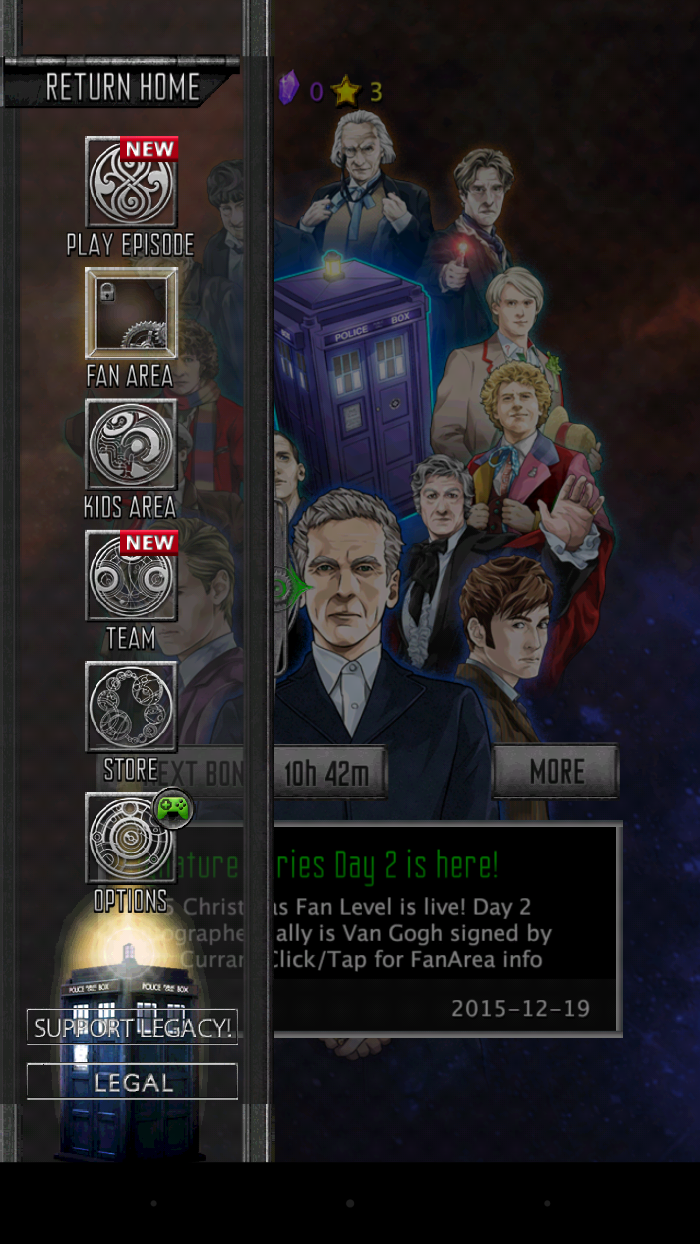 Doctor Who: Legacy - 5th, 6th, and 7th Doctors Premium