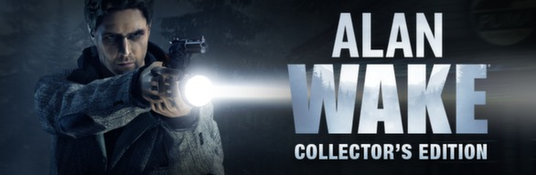 Alan Wake Collectors Edition (steam key)