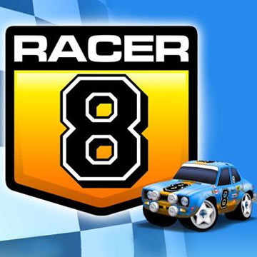 Racer 8 (Steam key)