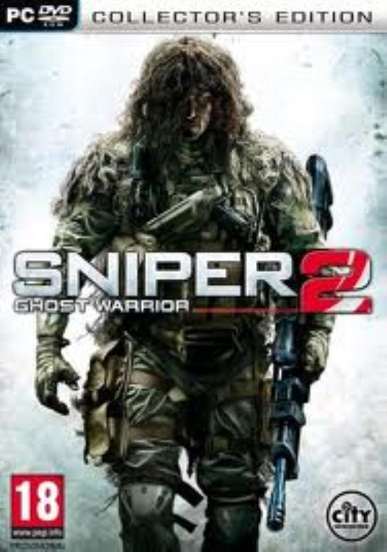 Sniper: Ghost Warrior 2 Collector's Edition (Steam key)