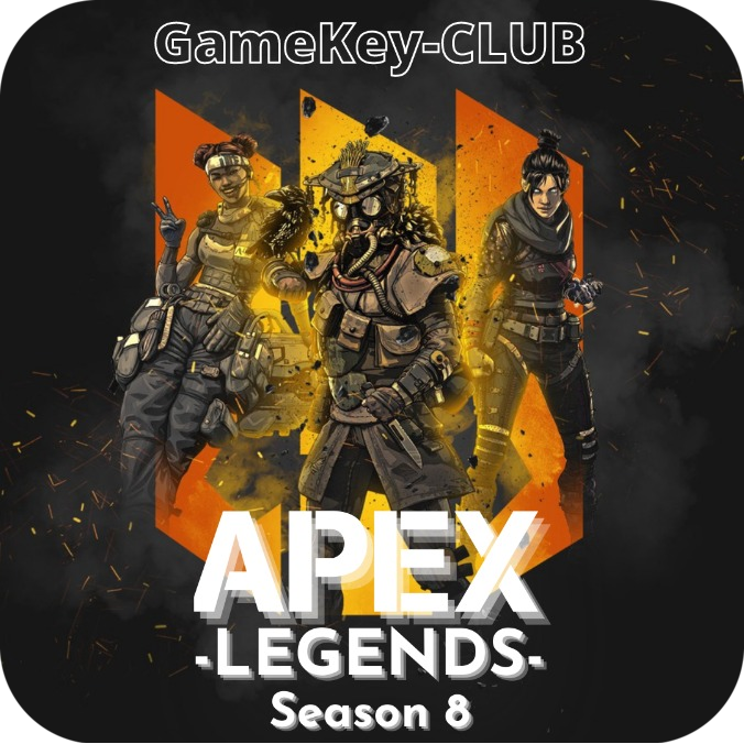 Фотография ⭐apex legends⭐random 5-199 lvl⭐ ▂▅█⭐█▬█ █ ▀█▀⭐█▅▂