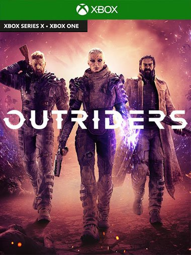 🎮OUTRIDERS XBOX ONE / X S 🔑Ключ