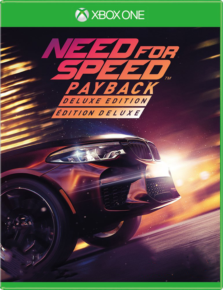 Need for Speed Payback - Deluxe Edition Code / Key 🔑