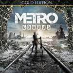 Metro Exodus Gold Edition XBOX ONE Код/Ключ
