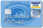 US Bank 5$ Visa Virtual (BIN 484224), выписка