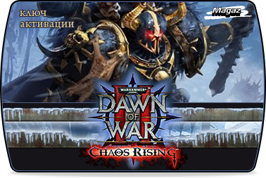 Warhammer 40 000: Dawn of War 2 - Chaos Rising (Steam)