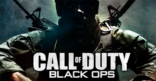 Call Of Duty: Black Ops - Скан