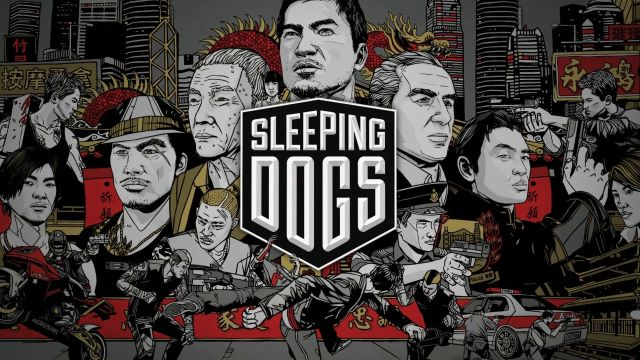 Sleeping Dogs (Scan)
