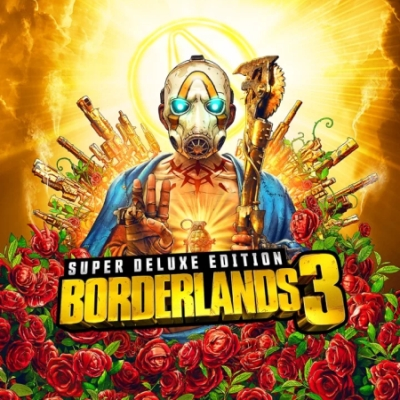 ⭐ Borderlands 3 Super Deluxe 🔑 Epic Store + 🎁 GIFT