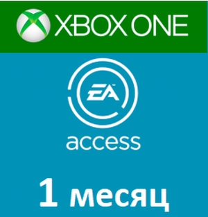 🟢 EA ACCESS 1 Month  🔑 XBOX ONE ✅ Region Free