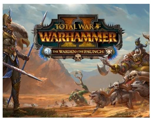 🎯 Total War Warhammer 2 — The Warden & The Paunch ✅DLC