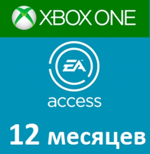 🟢 EA Play (EA Access) 12 months 🔑 Xbox One ✅ Renewal