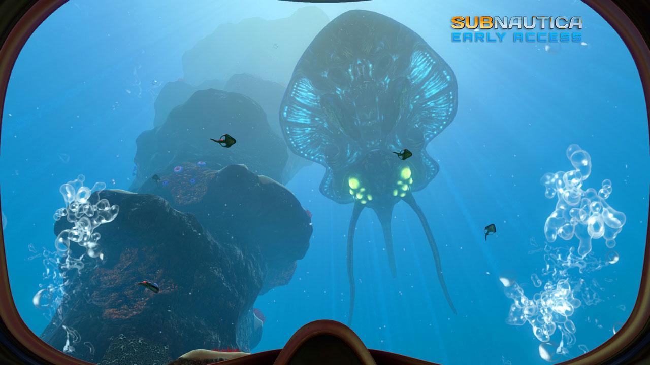 SUBNAUTICA (STEAM GIFT / RU + CIS)