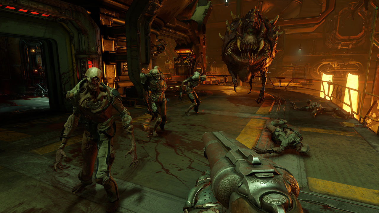 DOOM 4 (STEAM GIFT / RU + CIS)