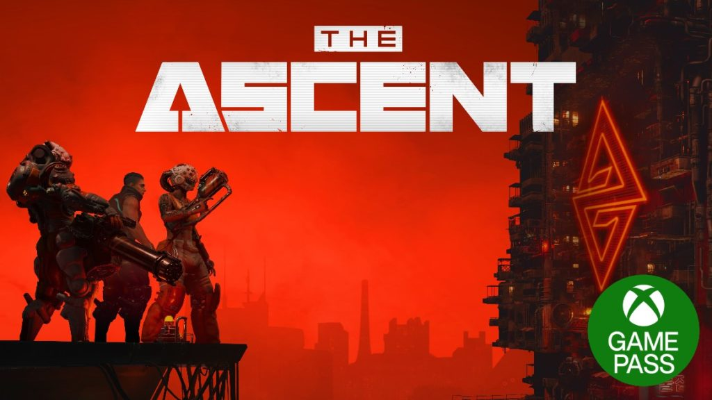The Ascent XBOX ONE Series X S / PC Ключ