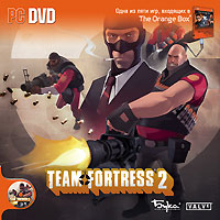 Team Fortress 2 Ключ для STEAM (Бука)
