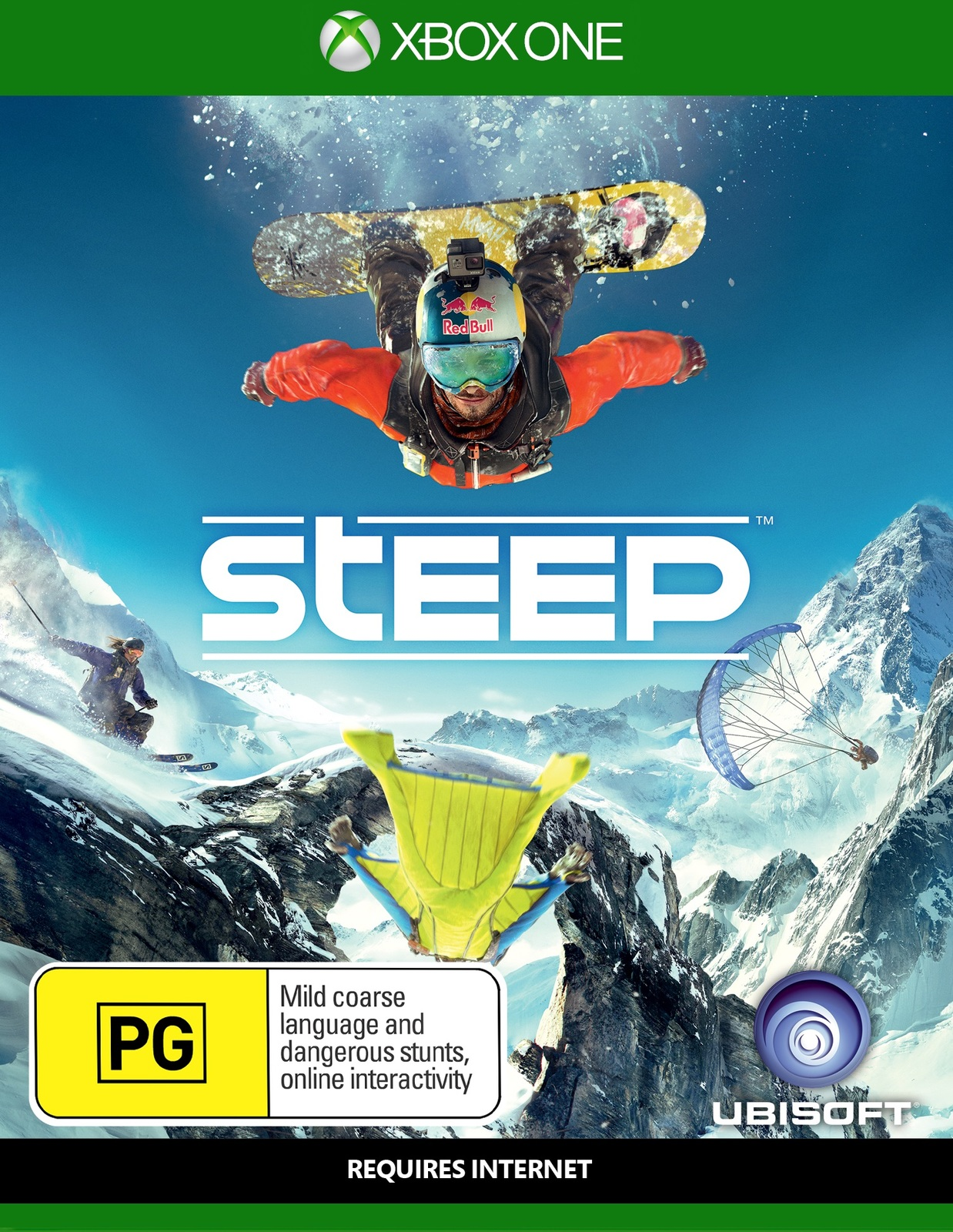 STEEP XBOX ONE / XBOX SERIES X|S / Ключ 🔑